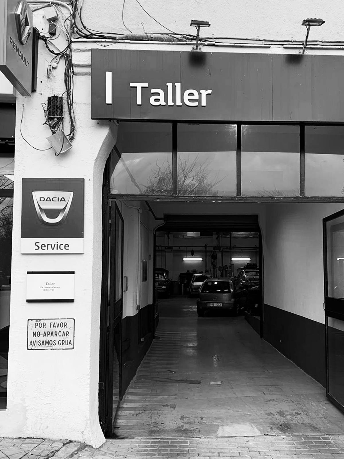 Taller de mecánica abierto en Madrid - Servicio Oficial Renault y Dacia.