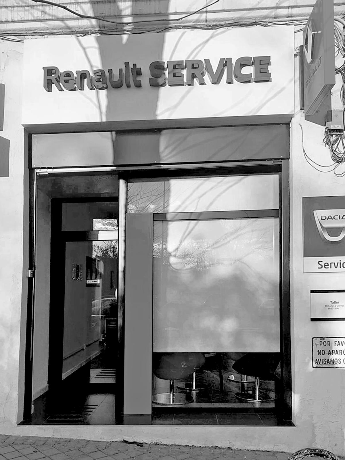 Taller de mecánica barato en Madrid - Servicio Oficial Renault y Dacia